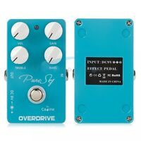 Caline CP-12 Pure Sky Overdrive Pedal Guitar Effect Pedal Guitar Accessories CE