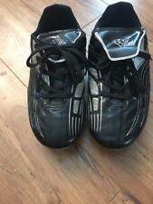Vizari Black Cleats Size 5