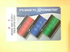Main Street Station Casino Las Vegas Logo Room Key Card Great For Collection!