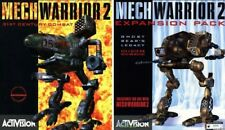 Mechwarrior 2 + Ghost Bear +1Click Windows 10 8 7 Vista XP Install