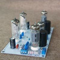 6N2/6N1+6P1 3W*2 HiFi Stereo Vacuum Tube Amp Power Amplifier PCB bare board