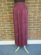 Firetrap Purple Maxi Skirt Size : UK 8 BNWT