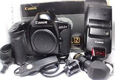 Canon EOS-1N DP [Excellent] Box,Angle finder,Magnifier,Speed lite 420EZ