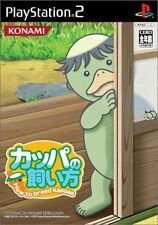 Used PS2 Kappa no Kai-Kata: How to Breed Kappas Japan Import (Free Shipping)