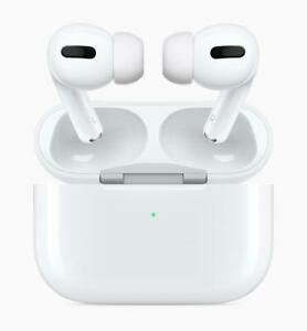 Apple AirPods Pro with Wireless Charging Case- White