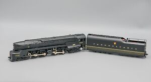 Broadway Limited DCC/Sound PRR T1 Duplex Steam Locomotive 4-4-4-4 #5538  As-Is