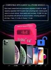Sim14+ Nano Unlock RSIM Card Für iPhone 11 Pro XS MAX XR 8 IOS 14 AH S9