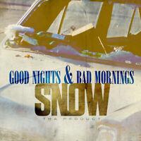 Snow Tha Product - Good Nights & Bad Mornings Mixtape CD