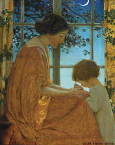 Jessie Willcox Smith This Simple Faith Giclee Paper Print Poster