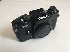 Canon F-1 Old Film Camera