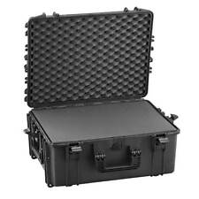 MAX540H245S w/ Foam Waterproof Equipment Gear Laptop Travel Hard Case Box Black