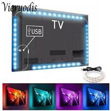 LED Lights for bedroom 5V RGB Strip With Remoter for Kitchen Cabinet LED