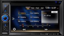 """Clarion NX505E 6.1"""" Double Din Sat Nav BT USB Aux DAB Digital Car Stereo Radio"""