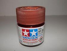 Tamiya Color Acrylic Paint Dark Copper #Xf-28 (23ml) New