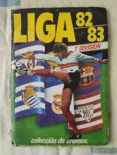 Álbum Liga 82/83 Este
