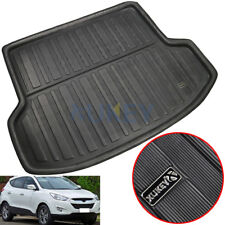 Rear Trunk Cargo Liner For Hyundai IX35 2010-15 Luggage Boot Floor Mat Tray Pad