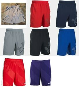 New Mens Under Armour Various Golf Training Athletic Shorts S M L XL 2XL ~$55