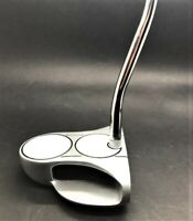2-BALL UPRIGHT LIE ARMLOCK PUTTER,  EGK OR KARMA GRIP, CHOOSE LENGTH 37 TO 42""