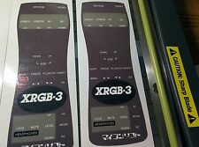 XRGB 3 English Remote Translation Overlay