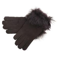 Gants et moufles noir pour femme, taille XL