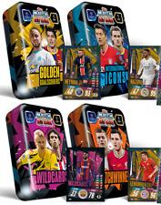 2020/21 Match Attax All 4 Mega Tins Matchwinners, Goalscorers, Icons, Wildcards