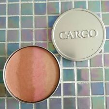 Full Size CARGO Cosmetics SUNSET BEACH Blush Sephora Makeup Powder Summer Tan