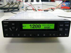 Garmin GTX 330 Mode S Transponder, PN: 011-00455-00, Yellow Tagged