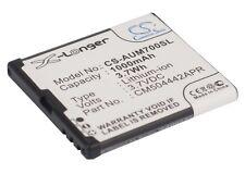 3.7 V BATTERIA PER Amplicomms PowerTel M6900 M7000 LI-ION NUOVA