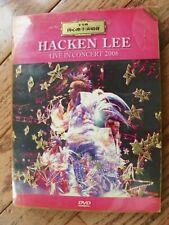 HACKEN LEE 2006 LIVE IN CONCERT 3 DVD SET