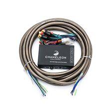 4 convertitore di canale RCA e 5 M Chameleon 9 Core Installazione Amplificatore Cavo OFC