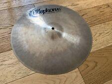 """Bosphorus 16"""" Traditional Crash Cymbal - Early Example"""