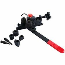 Manual Mounting Mini Universal Bending Bender Forms Wire Flat Metal Tubing Pipe