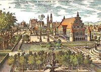 GG2036 stuttgart postcard    germany