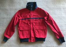 Woolrich Men's Polyester Cotton Dar Kees Zip Front Jacket Size M Medium #D6