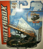 MATCHBOX DIECAST MBX MISSILE LAUNCHER 60 TH ANNIVERSARY NEW & SEALED