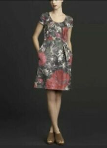 Banana Republic Mad Men Collection  Multicolor  Lined Dress size 2 with pockets