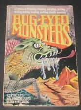 1980 1st Bug Eyed Monsters Kornbluth Cover Art Ruby Mazur Gahan Wilson Cartoons