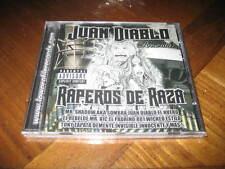 Chicano Rap CD Juan Diablo - Raperos de Raza - Tony Zapata Rebelde El Huero
