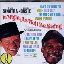Frank Sinatra - Count Basie / It Might As Well Swing