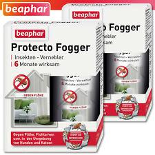 Beaphar 2 x 150 ml Protecto Fogger Insekten Vernebler (je 2 x 75 ml)