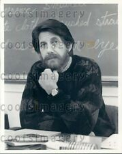 1988 Wire Photo Peter Coyote Movie TV Actor Director Narrator Screenwriter