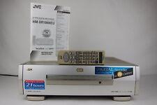 Videorecorder JVC HM-DR10000 DVHS/SVHS/VHS Videorekorder VCR Digital-Recorder