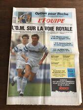 Journal l'Equipe - 8 Mars 1990 - 45 eme année - n 13635