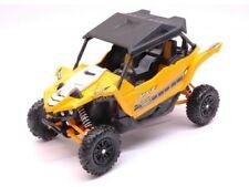 NewRay Yamaha ATV YXZ 1000R Quad Buggy, 1:18 Article 57653 CartGelb yellow
