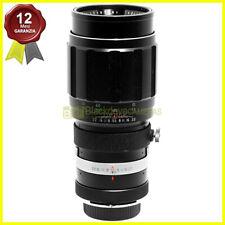 Soligor 300mm f5,5 Tele obiettivo Full Frame per fotocamere Nikon F con forcella