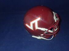 University of Virginia Tech Schutt Mini Helmet - NEW - No Original Box FREE S+H