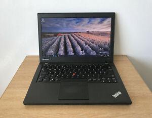Lenovo Thinkpad X240 Laptop - i5 - 4Gb RAM - 1TB Hybrid SSD Drive -4G Sim Slot