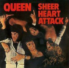 QUEEN Sheer Heart Attack Vinyl Record LP EMI EMC 3061 1974 Original 1st Pressing