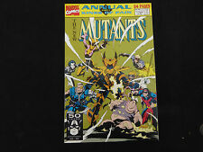 The New Mutants Annual #7 (1991 Marvel)