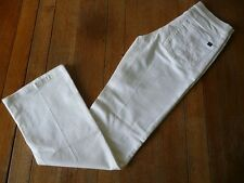 OASIS 'MY SCARLET' JEANS WHITE BOOTCUT 10R Brand New!